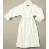 cotton towelling bathrobe
