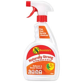 Bosistos Bathroom and Shower Cleaner 750ml