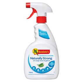 Bosistos Bathroom and Shower Cleaner