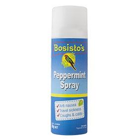 Peppermint Spray Bosistos