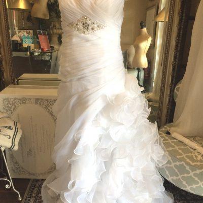 Soo Yee Rouched Dress 18-22