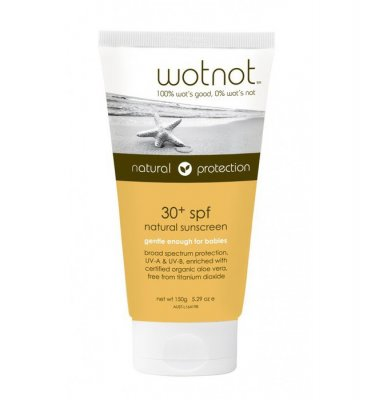 WOTNOT sunscreen SPF30 150g