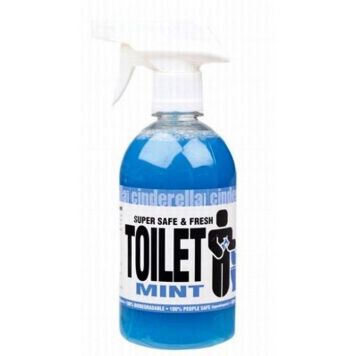cinderella toilet cleaner
