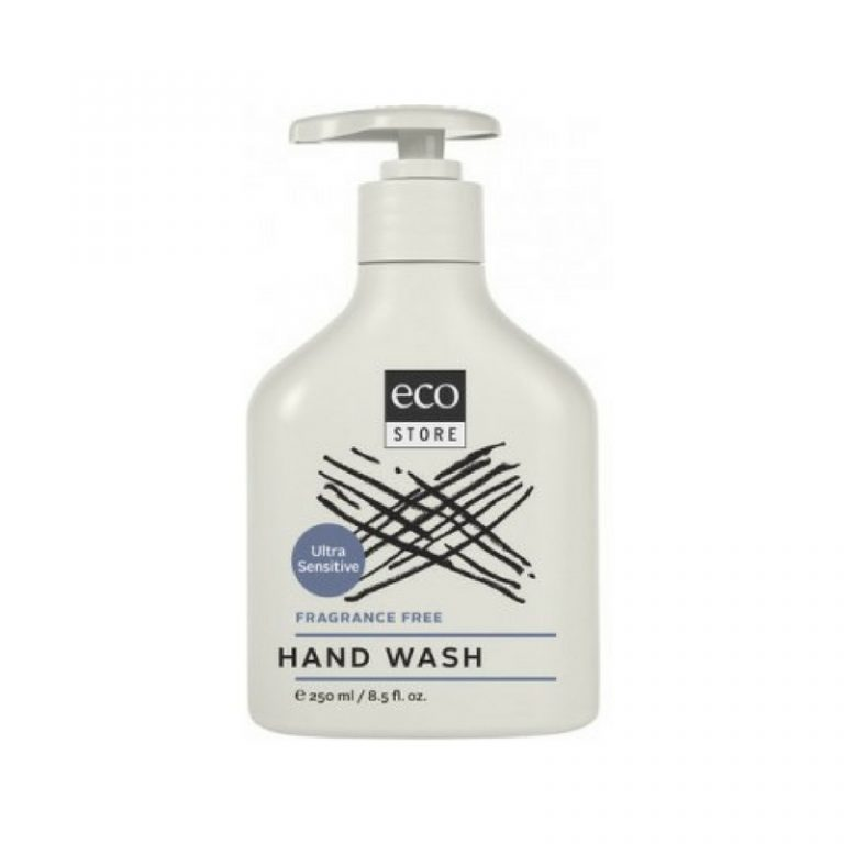 ecostore fragrance free hand wash 250ml