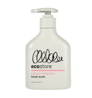 ecostore rose and cardamon hand wash 250ml