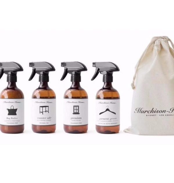 Murchison Hume Car Care Kit