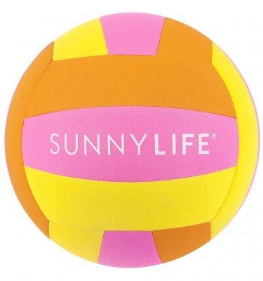 sunnylife beach ball neon