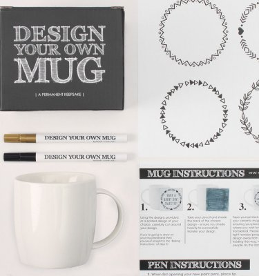 Splosh Design Your Own Mug 2