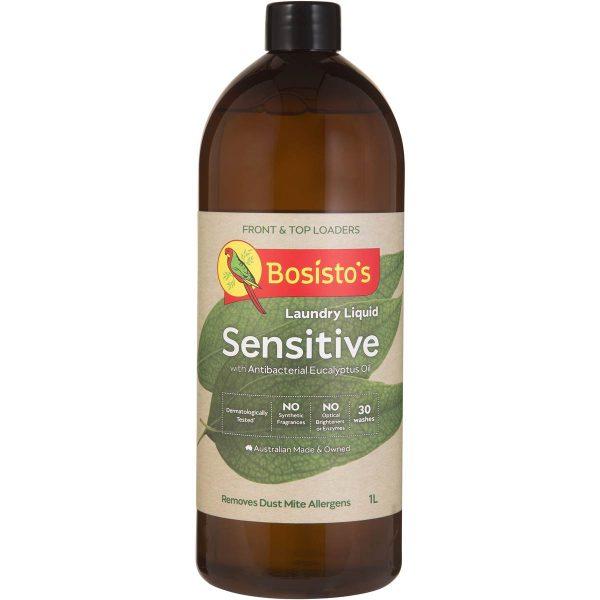 Bosistos Sensitive Laundry Liquid 1L