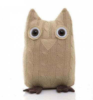 Owl Door Stop elaundry