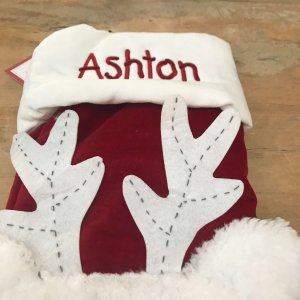 Name on Stocking $34.95